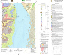 Geologic Map of the Colter Bay Quadrangle, Teton County, Wyoming (2003)