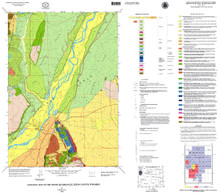 Geologic Map of the Moose Quadrangle, Teton County, Wyoming (2001)