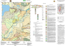 Geologic Map of the Moran Quadrangle, Teton County, Wyoming (2003)