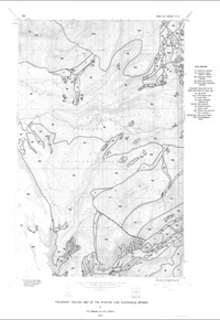 Preliminary Geologic Map of the Phantom Lake Quadrangle, Wyoming (1977)