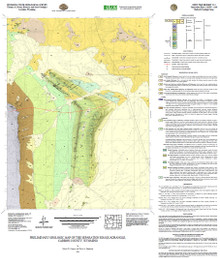 Preliminary Geologic Map of the Separation Rim Quadrangle, Carbon County, Wyoming (2012)