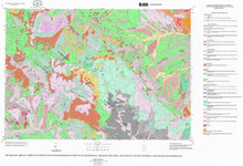 Preliminary Digital Surficial Geologic Map of the Burgess Junction 30' x 60' Quadrangle, Sheridan, Big Horn, and Johnson Counties, Wyoming, and Southeastern Montana (2001)