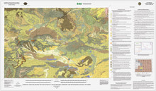Surficial Geologic Map of the South Pass Quadrangle, Fremont and Sweetwater Counties, Wyoming (2012)