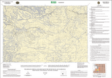 Preliminary Surficial Geologic Map of the South Pass 30' x 60' Quadrangle, Sweetwater and Fremont Counties, Wyoming (2011)