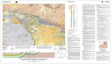 Preliminary Geologic Map of the Bairoil 30' x 60' Quadrangle, Carbon, Sweetwater, Fremont, and Natrona Counites, Wyoming (2011)