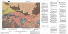 Preliminary Geologic Map of the Douglas 30' x 60' Quadrangle, Converse, and Platte Counties, Wyoming (2007)