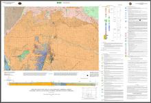 Geologic Map of the Lusk 30' x 60' Quadrangle, Goshen and Niobrara Counties, Wyoming (2011)