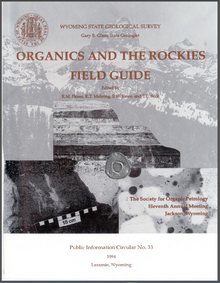 Organics and the Rockies Field Guide (1994)