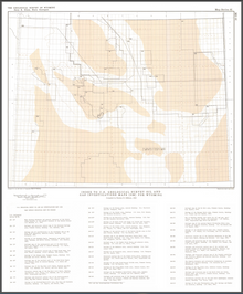Index to U.S. Geological Survey Oil and Gas Investigations Maps (OM) for Wyoming (1985)