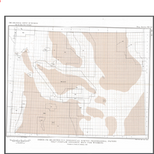 Index to Selected U.S. Geological Survey Professional Papers that Contain Geologic Maps for Wyoming (1984)