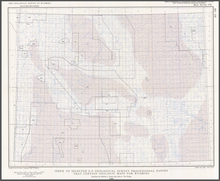 Index to Selected U.S. Geological Survey Professional Papers that contain Geologic Maps for Wyoming (1989)