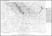 Landslide Map of the Lander 1° x 2° Quadrangle (1991)