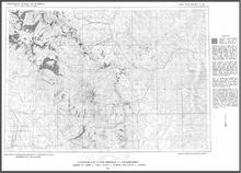 Landslide Map of the Sheridan 1° x 2° Quadrangle (1991)