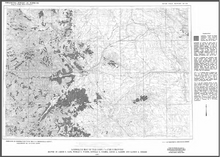 Landslide Map of the Cody 1° x 2° Quadrangle (1991)