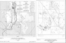 Geologic Maps Showing Vermiculite Deposits of the Baggot Rocks, and Little Beaver Creek—Platt Ranch Areas, Carbon County, Wyoming (1970)