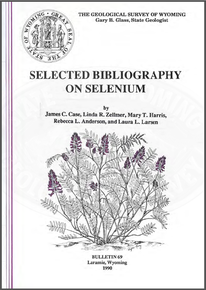 Selected Bibliography on Selenium (1990)