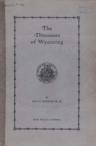 The Dinosaurs of Wyoming (1930)