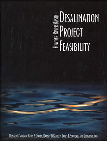 Powder River Basin Desalination Project Feasibility (2006)