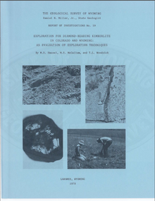 Exploration for Diamond-Bearing Kimberlite in Colorado and Wyoming: An Evaluation of Exploration Techniques (1979)