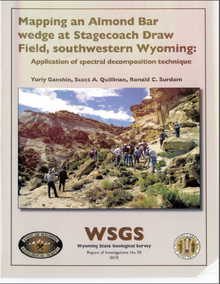 Mapping an Almond Bar Wedge at Stagecoach Draw Field, Southwestern Wyoming: Application of Spectral Decomposition Technique (2010)