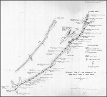 Geologic Map of Tornado Mine, South Pass-Atlantic City District (1985)