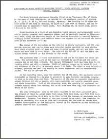 Memorandum on Black Mountain Spodumene Deposit, Black Mountain, Natrona County, Wyoming (1942)