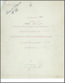 Report on the Lands of the Washakie Hydro-Carbon Mining Company, Wind River Indian Reservation, Fremont County, Wyoming (1911)