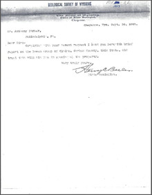A Brief Report on the Raven Group of Claims, Carbon County, Wyoming (1903)