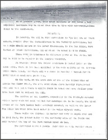 Report on the Lucky Gus Prospect, Cooney Hill Mining District, Laramie County, Wyoming (1903)