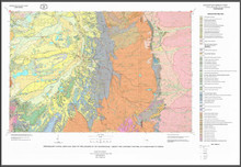 Preliminary Digital Geologic Map of the Laramie 30' x 60' Quadrangle, Albany and Laramie Counties, Southeastern Wyoming (2000)