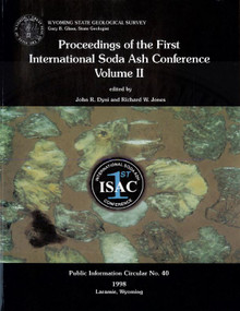 Proceedings of the First International Soda Ash Conference, Volume II (1998)