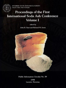 Proceedings of the First International Soda Ash Conference, Volume I (1998)