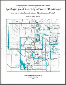 Geologic Field Tours of Western Wyoming and Parts of Adjacent Idaho, Montana, and Utah (1990)