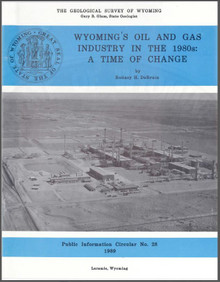 Wyoming's Oil and Gas Industry in the 1980s: A Time of Change (1989)