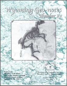 Wyoming Geo-Notes—Number 82 (2005)