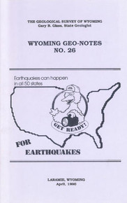 Wyoming Geo-Notes—Number 26 (1990)