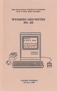 Wyoming Geo-Notes—Number 25 (1990)