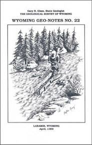Wyoming Geo-Notes—Number 22 (1989)