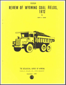Review of Wyoming Coal Fields, 1972 (1972)