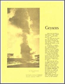Geysers (1975)