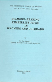 Diamond-Bearing Kimberlite Pipes in Wyoming and Colorado (1985)