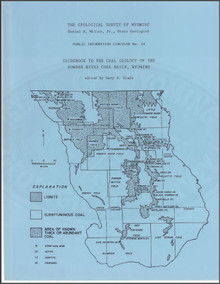 Guidebook to the Coal Geology of the Powder River Basin, Wyoming (1980)