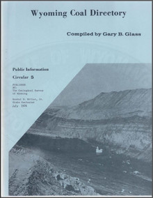 Wyoming Coal Directory (1976)