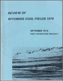 Review of Wyoming Coal Fields, 1976 (1976)
