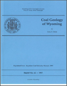 Coal Geology of Wyoming (1997)