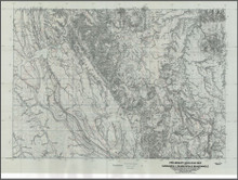 Preliminary geologic map of the Sundance 1:100,000 scale quadrangle