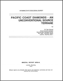 Pacific coast diamonds—An unconventional source terrane (1994)