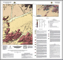 Preliminary geologic map of the Lankin Dome quadrangle, Fremont and Natrona counties, Wyoming (2019)