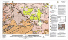 Preliminary geologic map of the Chugwater 30' x 60' quadrangle, Goshen, Platte, and Laramie Counties, Wyoming, and Scotts Bluff and Banner Counties, Nebraska (2020)
