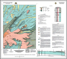 Preliminary geologic map of the Lion Bluffs quadrangle, Sweetwater County, Wyoming (2020)